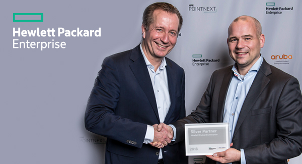 HPE Silver status voor ACES Direct